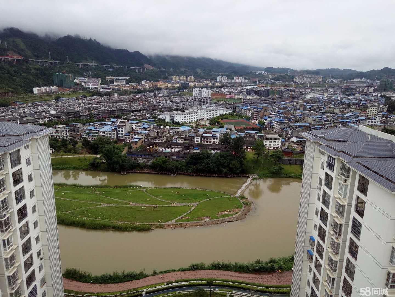 荔波中央城江景房精�b�P�T�u2室1�d1�l99平米65�f!
