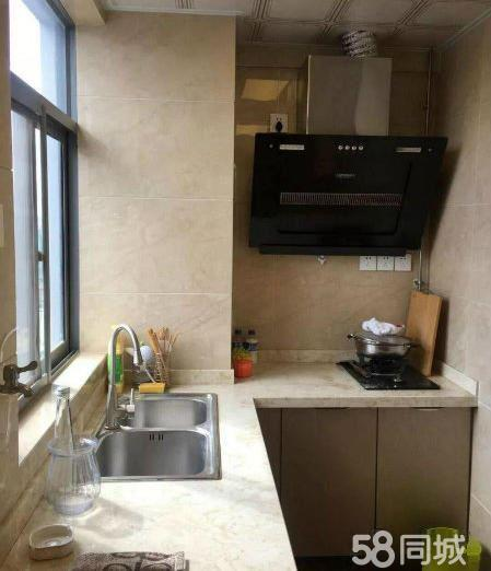 极中心,装修豪华,家具家电齐全,你的优质单身公寓