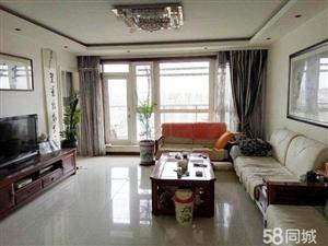 水墨林溪尚城3室2厅130平豪华装修包取暖物业电梯