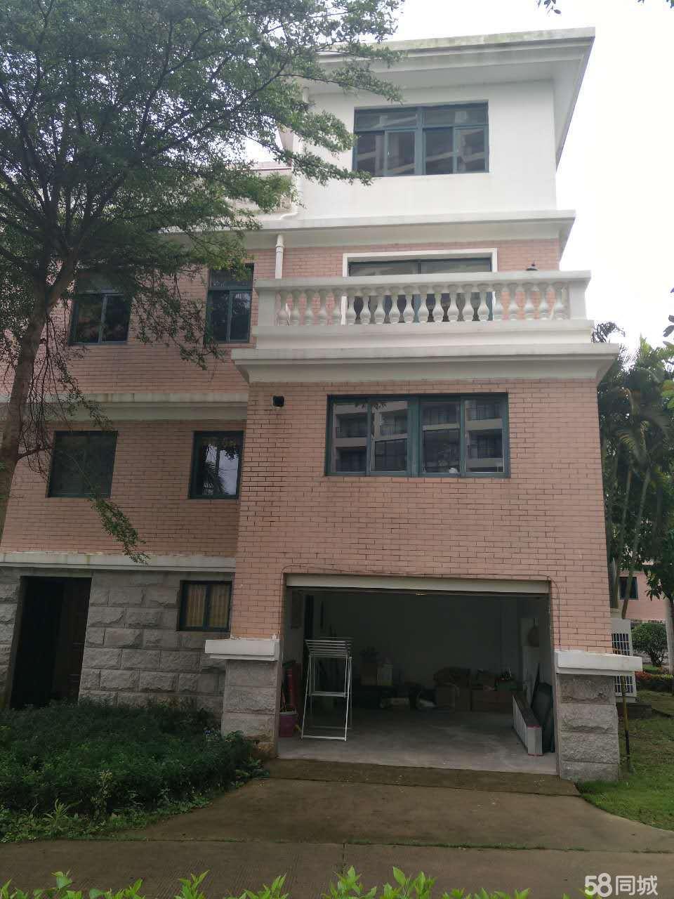 嘉积镇万全豪庭¥别5室3厅450平米豪华装修年付