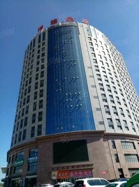 光彩市场附近泰景山城瑞盛晶座高层清水楼可办公年租