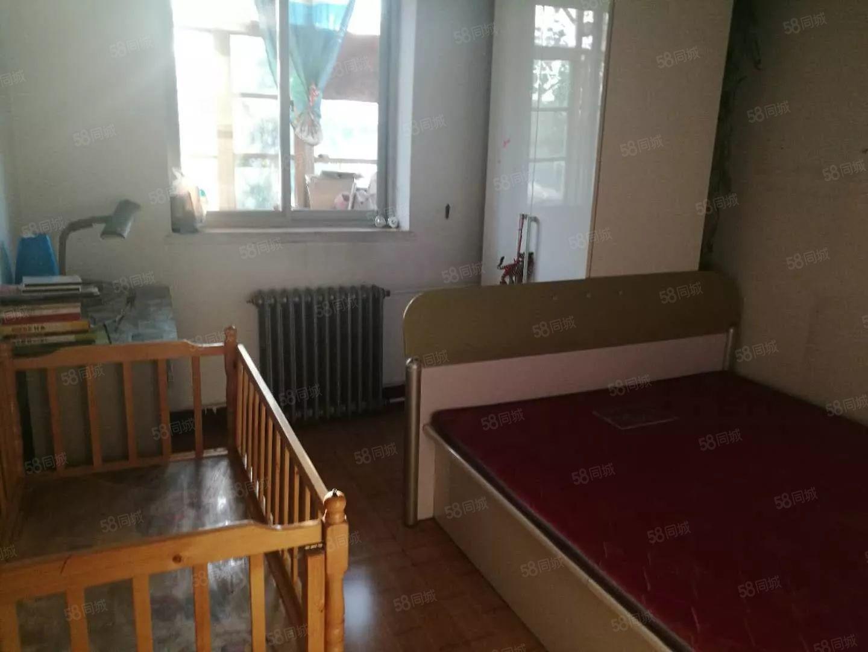 七九五六楼简装小两室,带暖气过度,上学特选
