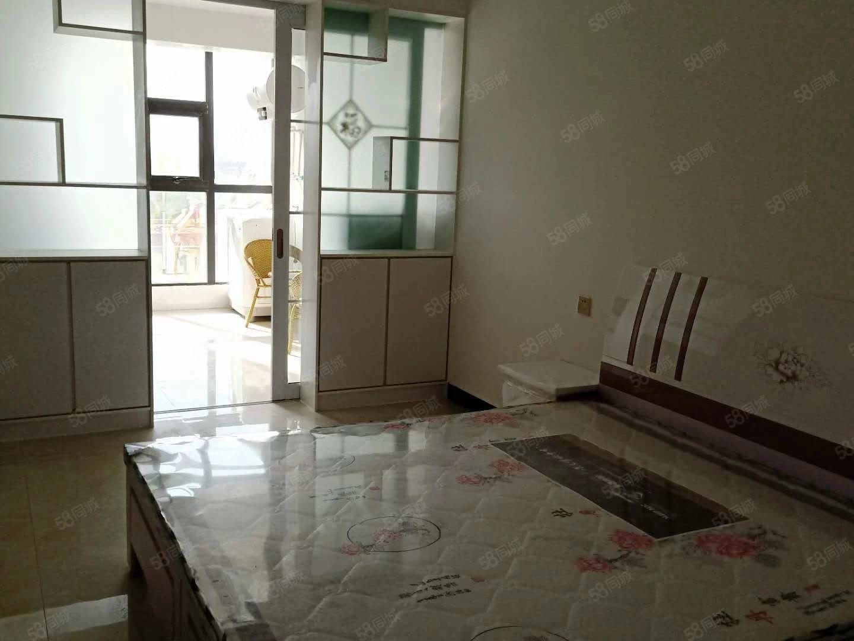 香檀山精装一室一厅公寓楼家具家电齐全,拎包即住1100元/月