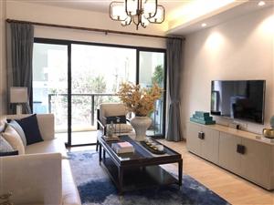 麓湖国际尽享品质生活现内部购房通道精致三室带花园设计
