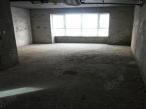 两卧一厅朝阳,稀有的户型,南边通透,毛坯现房。