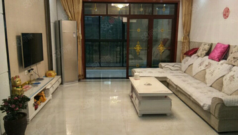 业主急售雍景新城4室2厅2卫全新装修拎包入住