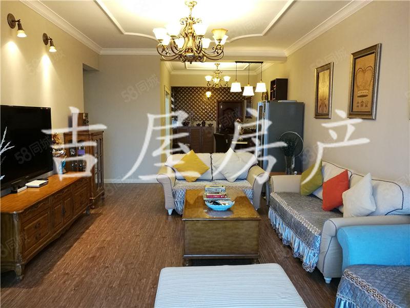 东城一品2500元3室2厅2卫豪装干净漂亮万达旁