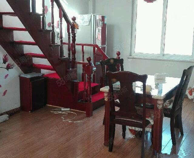 绿景湾B区4室带阁楼啥都有拎包住