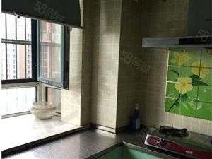 都市豪庭精装修地暖家具家电齐全拎包入住好房子干净