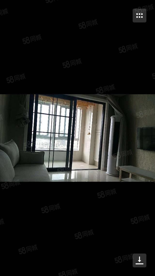 万锦豪庭全新装修两房出租良心价格1300
