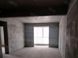 海德理想城2室2厅1卫毛坯南北通透采光好