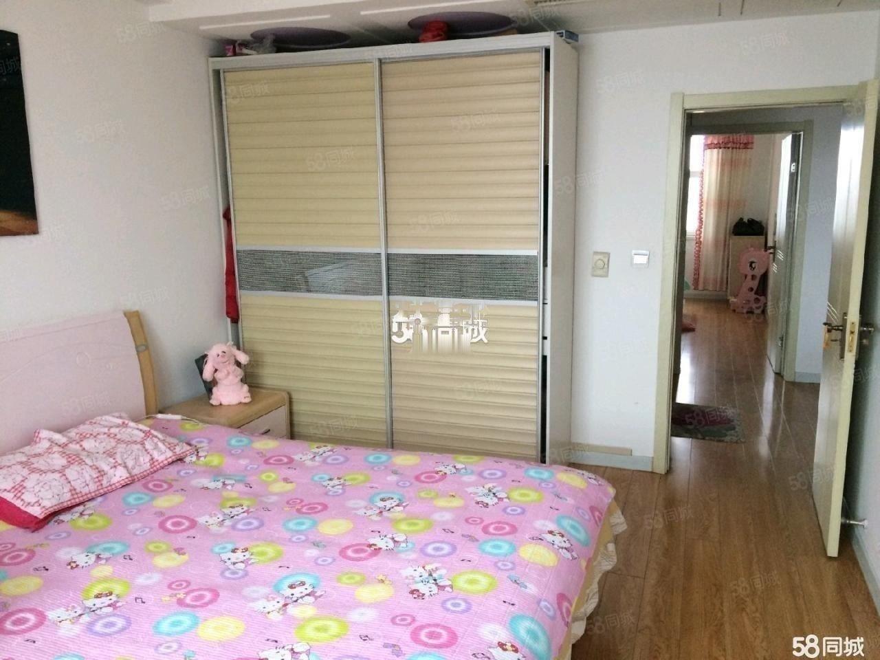 凯旋城2室1厅1卫精装修,家具家电齐全拎包入住