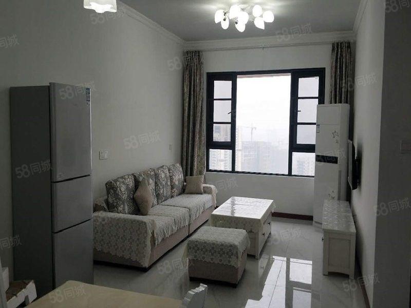 山水原著精装两室看房方便家具家电全齐