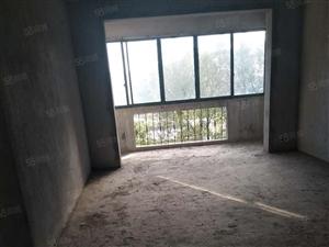 城南万年青小区毛坯3房、送30平大车库