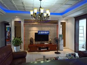 滨江路高档小区豪装4电梯房中央空调进口家具