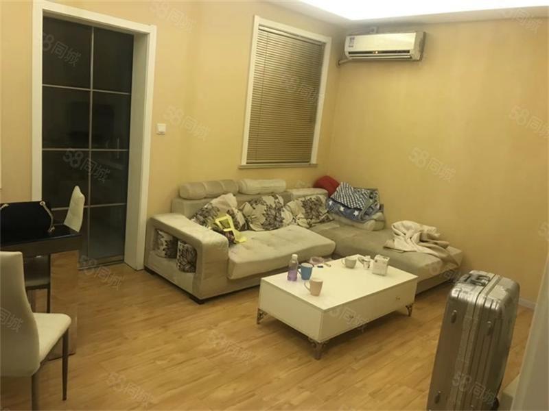乐彩城旁明悦园,2室漂亮精装全配,拎包入住,看房方便