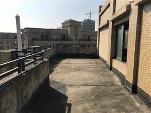 市政府万达御品滨江滨江一号水晶城旁《翡翠城》毛坯带两个大露台