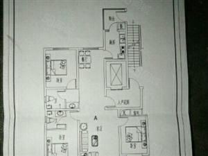 奕城一号院3室2厅2卫包更名可贷款!