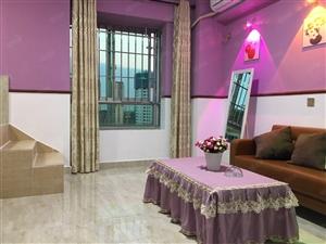 万科里商场旁鑫荣嘉园新装单身公寓价格12001400