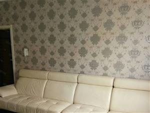 豪华装修自己住的房子,首次出租,品牌装修,拎包入住,图片真实