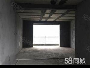 高铁新城《单位房》河景现房电梯毛坯大4房通透户型