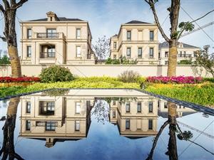 理想之城玫瑰园法式合院别墅415平米