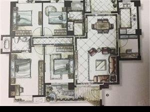 丽园君悦三期4室2卫2厅