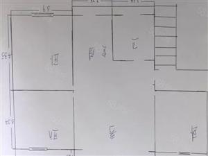 博爱桃园110平米南北通透大三居诚心出售25万好楼层