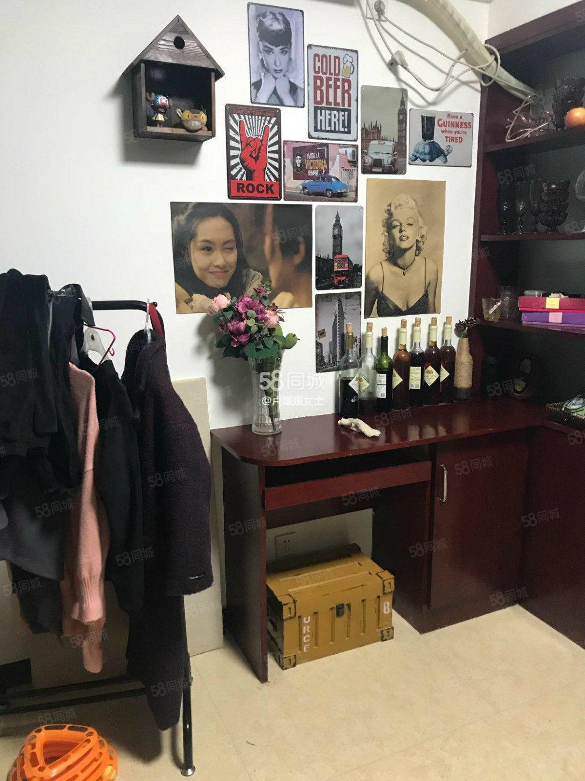 东景国际公寓房拎包入住更多房源随时咨询我!~