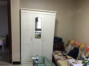 万达华城中心地段一室一厅拎包入住
