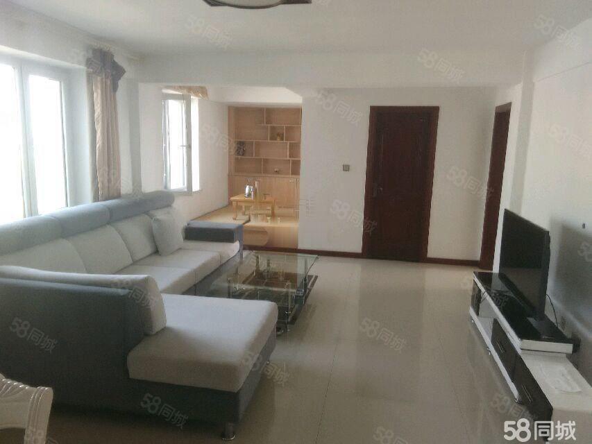 水岸帝景1室1厅1卫精装修,家具家电齐全包物业取暖