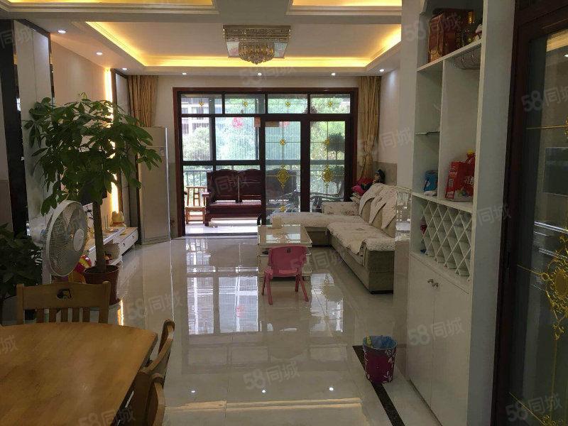 高端小区雍景新城4室2厅豪华装修售73万