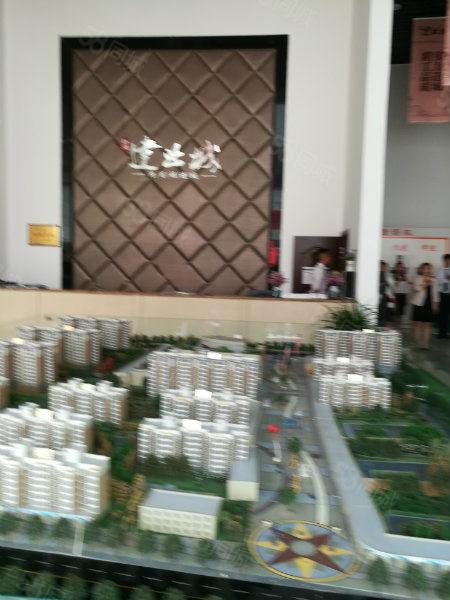飞机场郁金香花园,路通建业城,小高层电梯房,南北