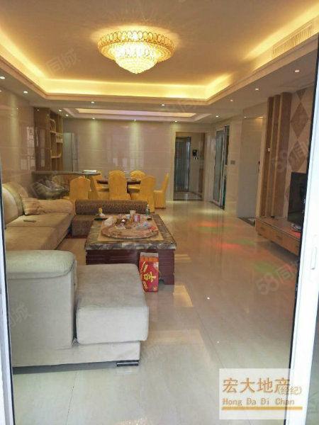 清華園精裝電梯房,205方5房2廳