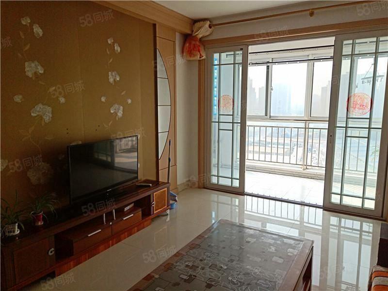 泰山新兴园精装两室家具家电齐全可拎包入住集体供暖苹果园福盈天