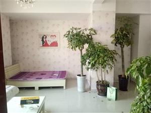 美庐银座标准精装一室一厅可当两室用家具家电齐全随时看房拎包
