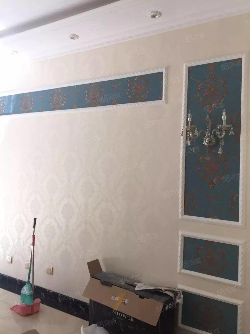 安定天庆嘉园高档小区2室2厅精装修能按揭