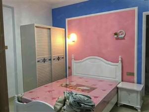 沃尔玛周旁丽园君悦单身公寓家电家具全配拎包入住
