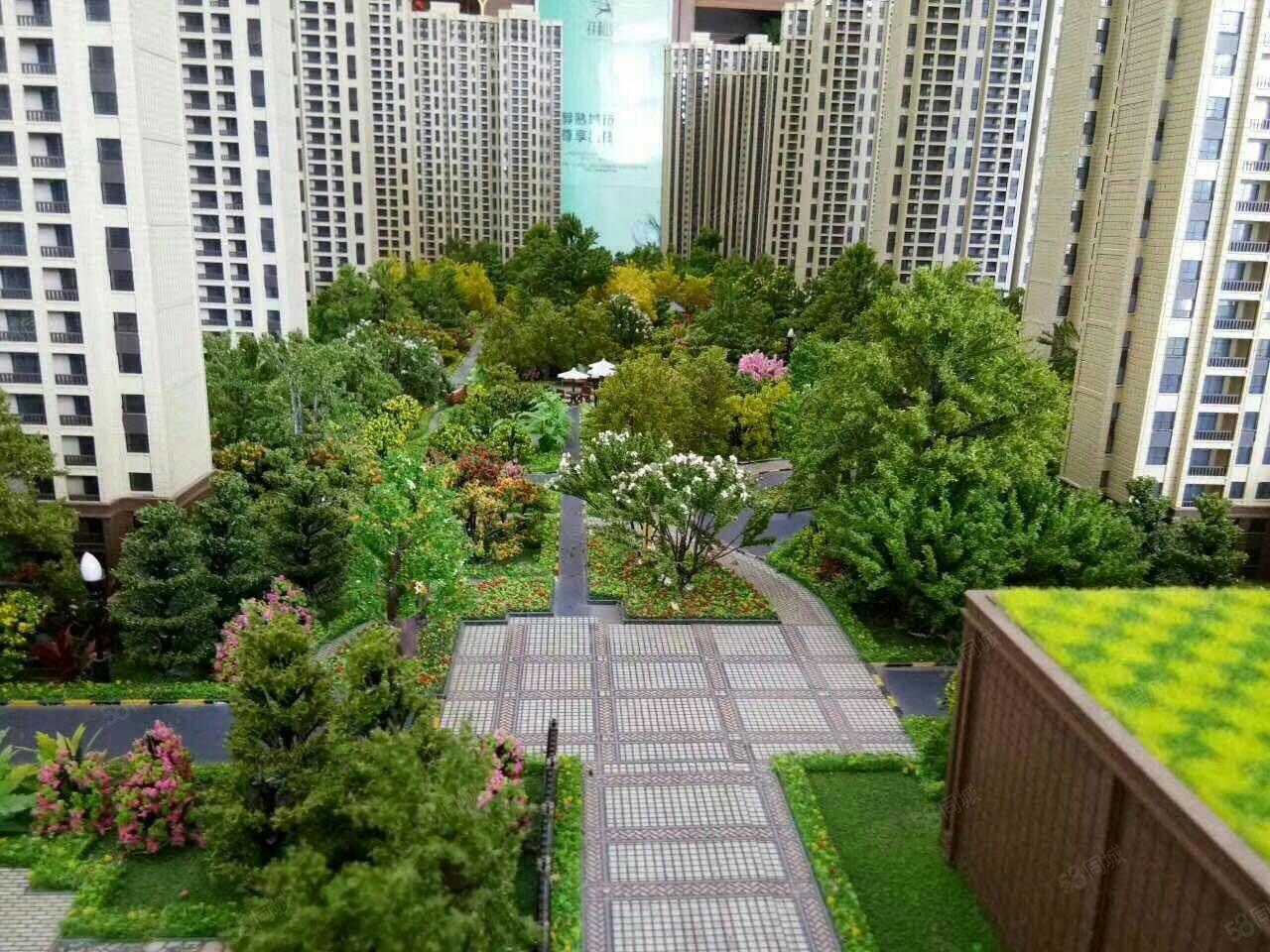康桥悦城旁超高绿化住宅区首付13万订房