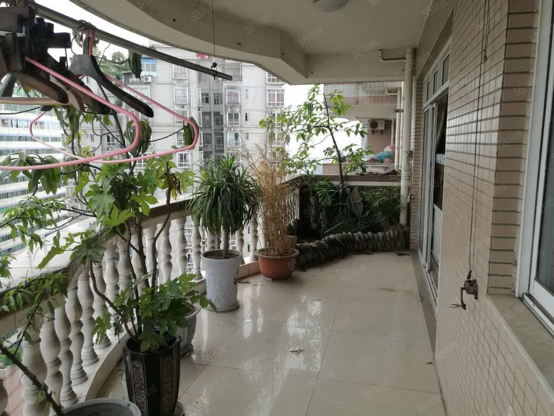 老城区光复街江景房电梯公寓精装修3室2厅160平住家办公室
