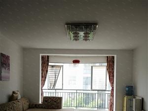 金鹏世纪广场旁同兴二期小区中间中层端头房一梯一户带家具