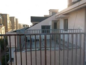 《现代商贸城》两室一厅+南北大露台+随时看房+随时过户
