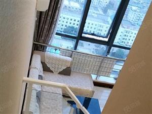 亿隆国际精装两室公寓住宅包物业电梯