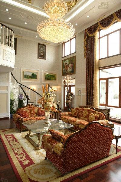 城西高端小区跃两层全中央空调,地暖,大5房2厅带衣帽间带书房