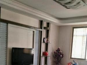 雅梦苑附近4楼110平米,2房2厅精装修,带家电