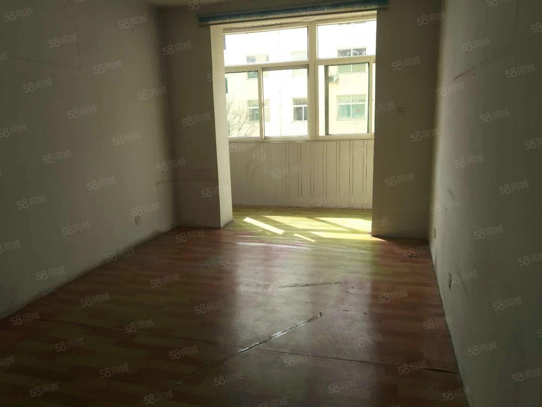 师院附中对面阳光小区南北通透两居室带地下室
