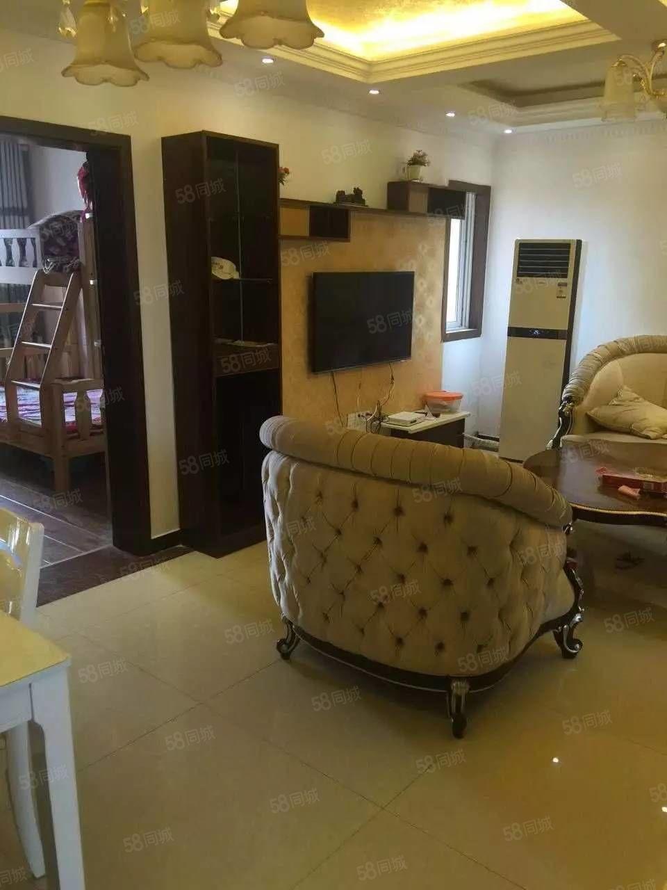 碧水花园3居室,豪华装修