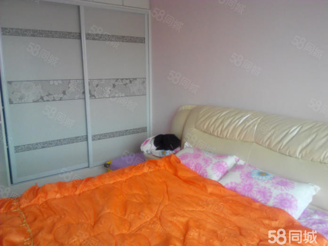 光明西路,安桥东城国际2室2厅空调热水器电视家具全精装地暖
