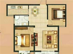 怡园风景现房两室4100一平一手房手续