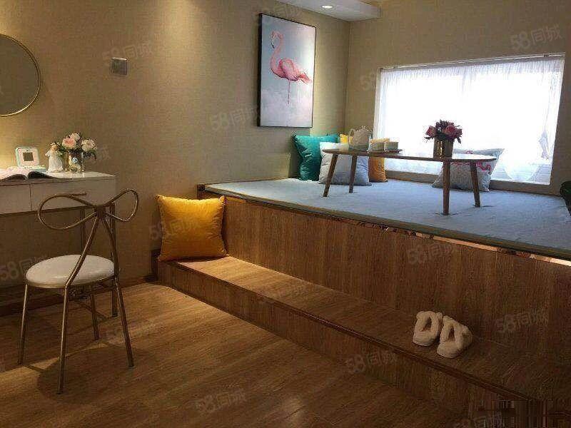 开发区长江路业达E空间双层空间复式小公寓
